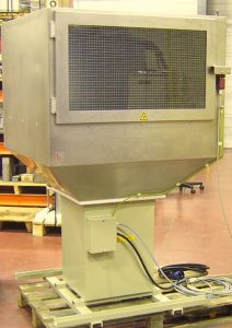 Cage sur transformateur 100kV CSI-900