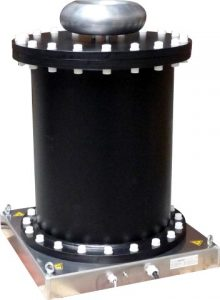 Transformateur HT type colonne